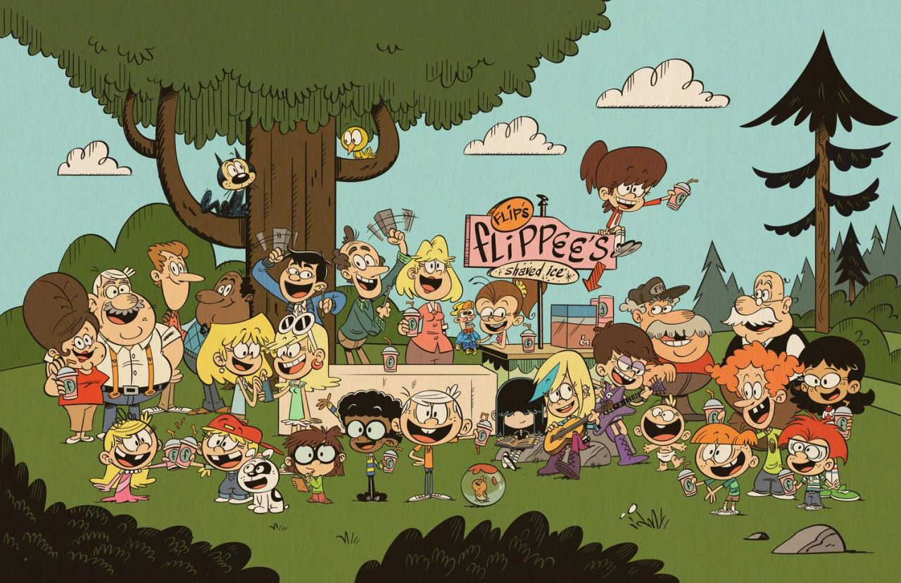 List of The Loud House characters