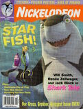 Nickelodeon Magazine cover October 2004 Shark Tale