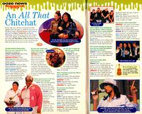 All That interview Ooze News Nickelodeon Magazine August 1999