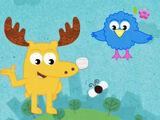 Moose and Zee