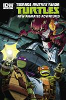 Teenage Mutant Ninja Turtles - New Animated Adventures comics issue 15