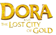 Dora and the Lost City of Gold - logo