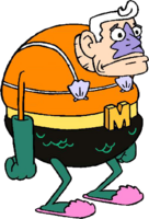 Mermaid Man2