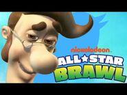 Twitter VS Nickelodeon Smash Bros! (All-Star Brawl)
