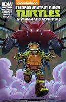 Teenage Mutant Ninja Turtles - New Animated Adventures comics issue 23