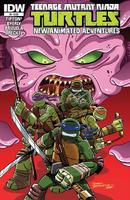Teenage Mutant Ninja Turtles - New Animated Adventures comics issue 3