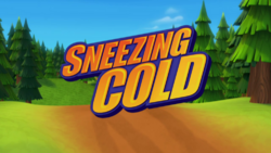 Sneezing Cold title card.png