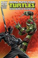 Teenage Mutant Ninja Turtles - New Animated Adventures comics issue 4