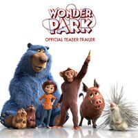 Wonder park characters teaser