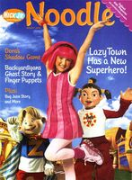 LazyTown-Nick-Jr-magazine-cover