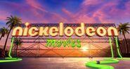 Nickelodeon Movies logo ft. SpongeBob