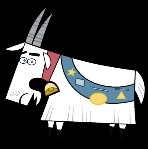 Chompy the Goat