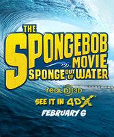 4DX SpongeBob Banner 250x300