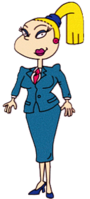 Charlotte Pickles stand