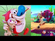Ren & Stimpy Showcase – Nickelodeon All-Star Brawl