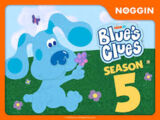 Blue's Clues (Season 5)