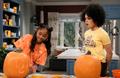 Lay Lay and Sadie Carving Pumpkins.png