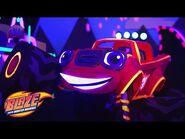 Blaze vs Crusher Light Riders Crafts - Blaze and the Monster Machines
