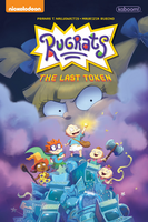 Rugrats The Last Token Comic Cover (1)