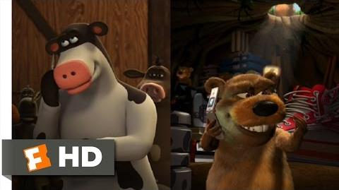 Barnyard (2 10) Movie CLIP - Wrong Number (2006) HD