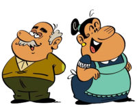 Hector and Rosa