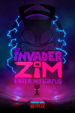 Invader Zim Enter the Florpus 2019 poster.jpg
