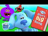 """Story Time With Josh & Blue -12 """"Little Monsters!' - Blue's Clues & You"""