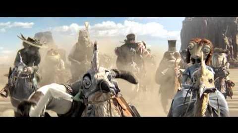 Rango - That means we ride