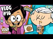 Food Taste Testing GAME! Lincoln & Ronnie Anne's Vlog -16 - The Loud House