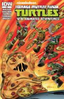 Teenage Mutant Ninja Turtles - New Animated Adventures comics issue 20