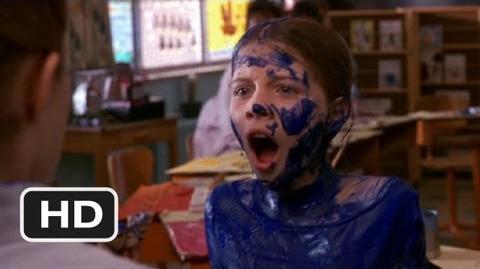 Harriet the Spy (8 10) Movie CLIP - Blue Paint (1996) HD