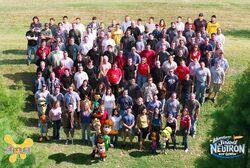 Jimmy Neutron cast and crew.jpg