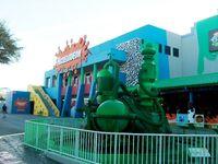 Nickelodeon Studios exterior sideview