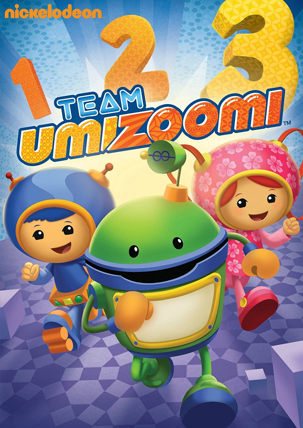 Team Umizoomi videography