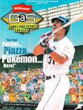 Nickelodeon GAS Games and Sports cover August 1999 Mike Piazza