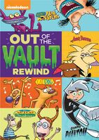 Out of the Vault Rewind DVD