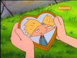 Helga's Arnold locket