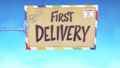 First Delivery title card.png