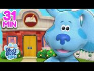 Going To School With Blue 📚 Compilation! - Blue's Clues & You