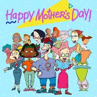Nicksplat-Mothers day