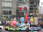 YoGabbaGabba Float