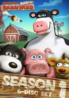 BackAtTheBarnyard Season1 DVD