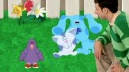 Blue's Clues Un Dia Con Plum