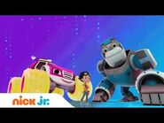 Official Trailer- Meet Botarilla & Watts 🔩🏎️- Blaze and the Monster Machines - Nick Jr.