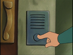 The Jolly Olly Man's House Doorbell