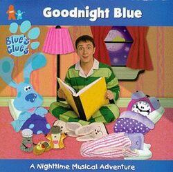 Blue's Clues Goodnight Blue CD.jpg