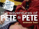 The Adventures of Pete & Pete (Season 2)