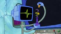 SpongeBob SquarePants Karen the Computer and Genie Plankton