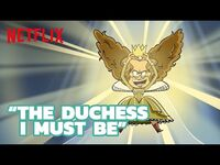"""""""The Duchess I Must Be"""" Song Clip 👑 - The Loud House Movie - Netflix Futures"""