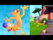 CatDog Showcase – Nickelodeon All-Star Brawl